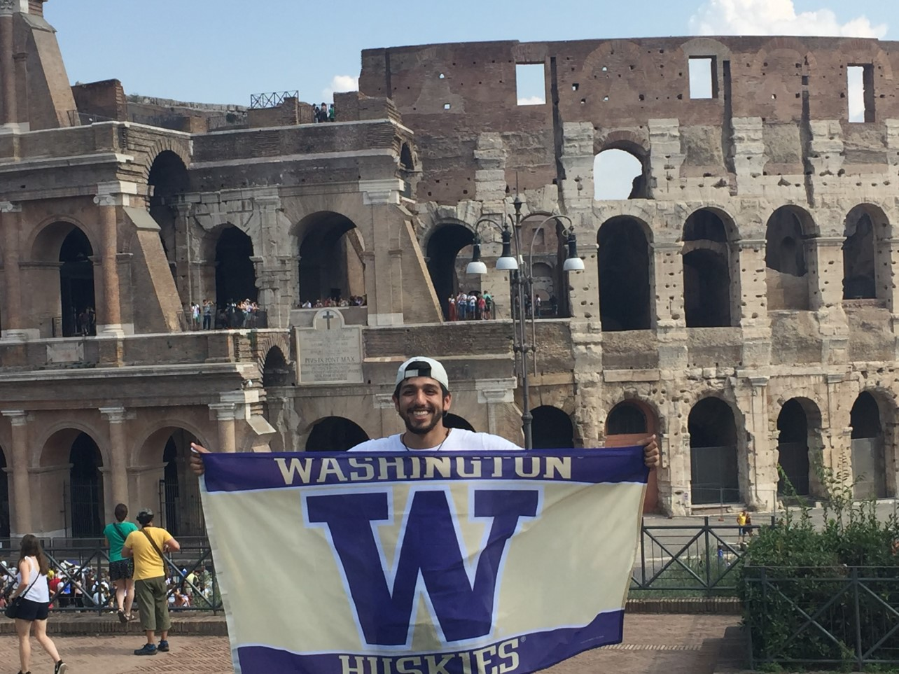 New Study Abroad Program to Rome in Winter 2019! Information