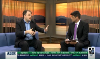 Prof. Christopher Adolph on Q13 Fox Seattle's This Morning