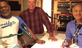 Christopher Parker, Art Thiel with Enrique Cerna on KCTS9