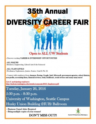 Diversity Fair Flyer