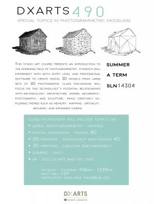 Photogrammetric Modeling - Summer 2017 | Department of
