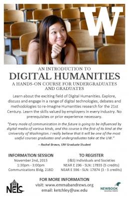 NEAR E 296 - Digital Humanities