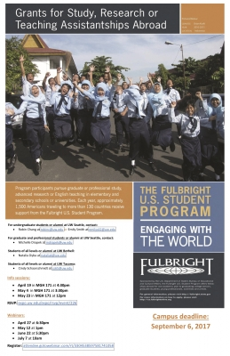 Fulbright Poster 2017
