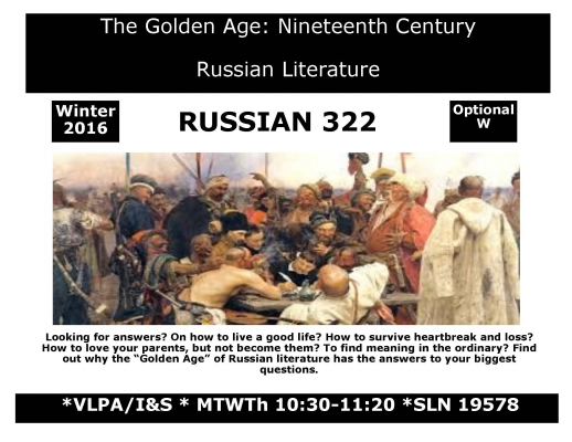 The Golden Age: 19th Century Russian Literature