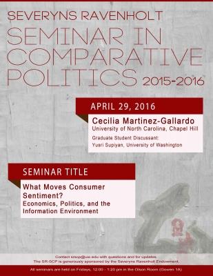 Cecilia Martinez-Gallardo Talk