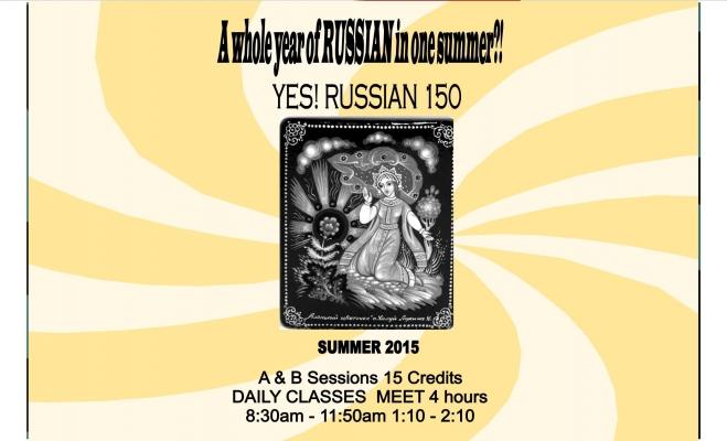 Russian 150