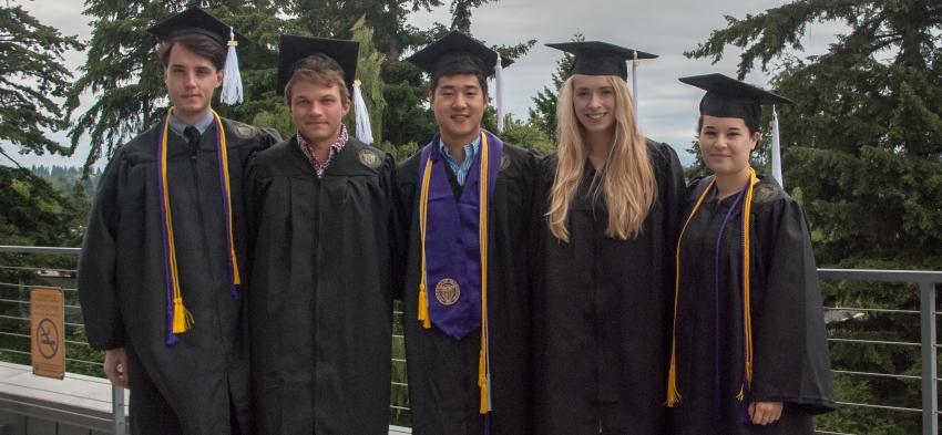 Undergraduate award winners & undergraduate speaker