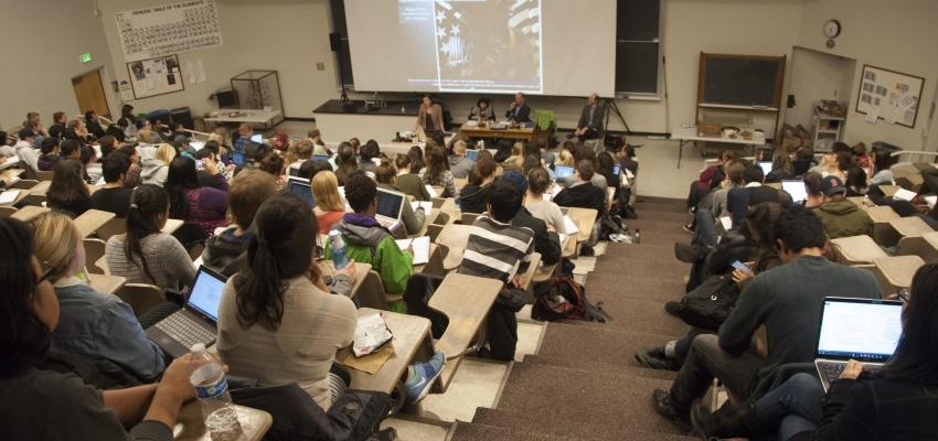Autumn 2015 Faculty Panel & Audience