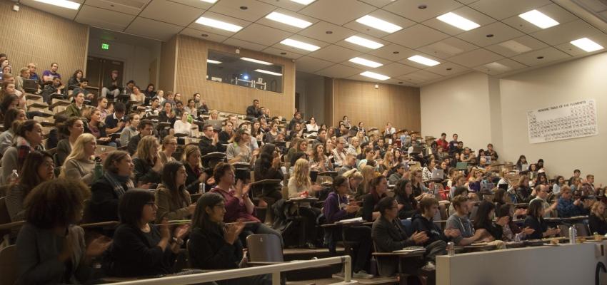 Autumn 2015 Faculty Panel Audience