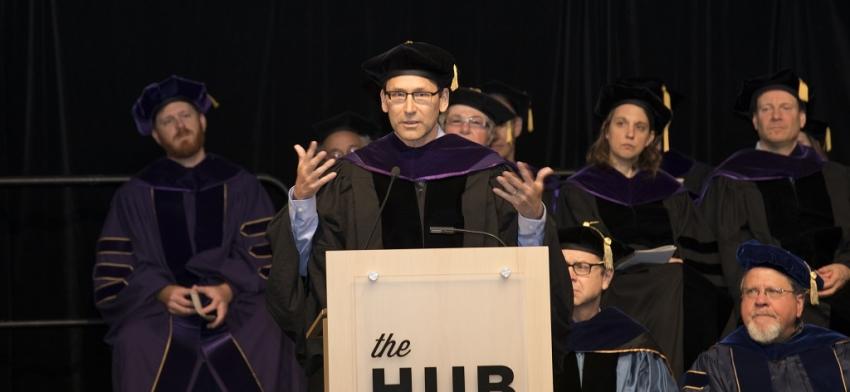 Alumni Award Winner Bob Ferguson