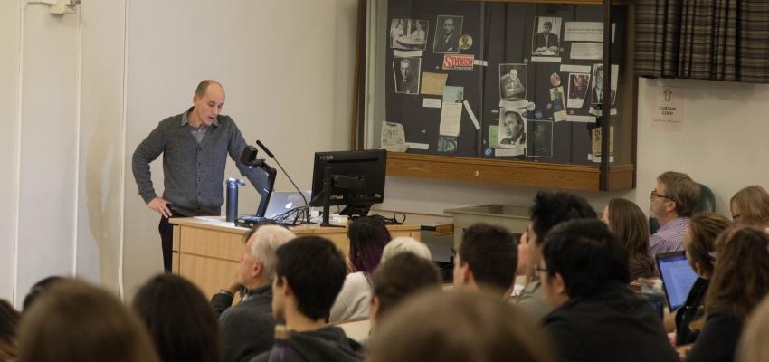 Professor Geoffrey Wallace