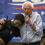 Bernie Sanders for President campaign event