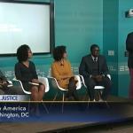 "Megan Ming Francis at ""Black Politics in Trump's America"" discussion - New America, CSPAN"