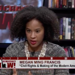 Megan Ming Francis on Democracy Now! Discussing the Final Presidential Debate