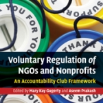 Voluntary Regulation of NGOs and Nonprofits book cover