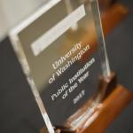 The Washington Center Award