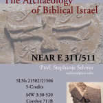 The Archaeology of Biblical Israel