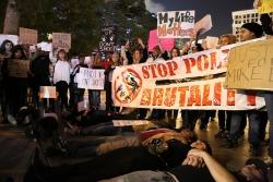 2014 Black Lives Matter protest in Las Vegas