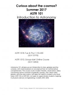 ASTRO 101b Updated Flyer