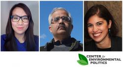 Center for Environmental Politics team
