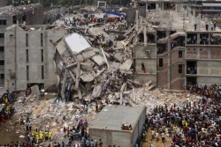 CC BY-SA 2.0 License - 2013 Savar building collapse, Bangladesh