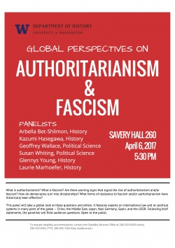 Global Perspectives on Authoritarianism & Fascism