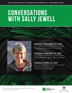 Conversation with Sally Jewell