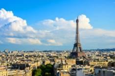 picture of Paris skyline