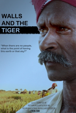 Walls & the Tiger - Poster