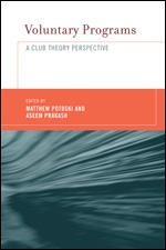 Voluntary Programs book cover