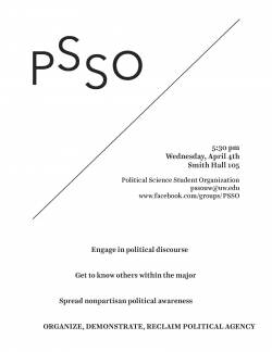 PSSO April 4 Meeting Flyer
