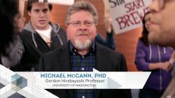 Michael McCann in College Humor YouTube Video