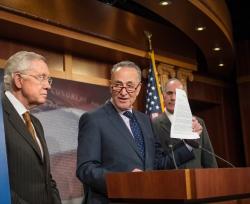 Senate Democratic Leaders - Creative Commons License