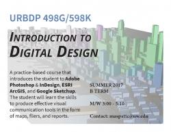 URBDP 498G/598K Flyer