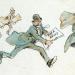 """Fake News"" (Political Cartoon, 1895)"