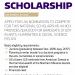 Beinecke Scholarship Flyer