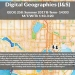 Geography 258: Digital Geographies - Summer course