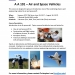 AA 101 - Air and Space Vehicles Flyer