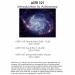 ASTRO 101 Flyer