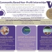 Community Based Non-Profit Internship - Carlson Center