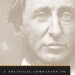 A Political Companion to Henry David Thoreau book cover