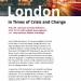 English Dept London flyer