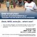 ENV H 451/541 Course Flyer
