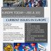 Europe Today - JSIS A 301