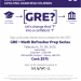 GRE Prep Course Winter 2017 Flyer