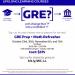 GRE+Math Fall 2016 Flyer