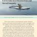 Environmental Destruction & Social Inequity Flyer