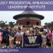 Husky Presidential Ambassadors Leadership Institute Exploration Seminar