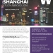 New Shanghai Study Abroad Program for students - Flyer