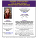 SPHSC 449 B Special Studies in Speech Pathology and Audiology - Course Flyer